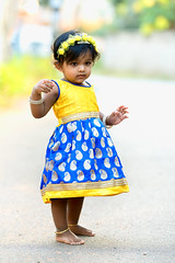 Baby (Yesmk Photography) Tags: kids birthday kulachal geraldsir event function candid baby girl india yesmkphotography muthukumar iamnikon nikon d750 70200mm nikkor nellai tirunelveli