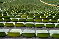 Seats (Xevi V) Tags: green verd seients seats llocsambencant isiplou baviera bayern münchen munich