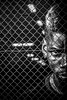 Caged (Andy J Newman) Tags: youth x100f london street fuji attitude monochrome eye blackandwhite fujifilm fence england unitedkingdom gb