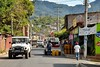 Street scene [Tacuba / El Salvador] (babakotoeu) Tags: el salvador central america latin travel country tacuba toyota bj40 street land cruiser