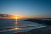 Sunrise at Sandbanks (R M Photography) Tags: nikon sigma sigma1835f18 sigma1835mmf18 d3300 sunrise sun beach sandbanks morning waves