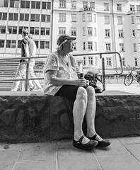 Life...No more...No less...    Stockholm / Sweden (mikeback-streetphotography) Tags: blackandwhitephotography blackandwhite black bnw blackwhite beautiful bw urbanwalls urban urbanart people photography photographer photo photooftheday streetphotographers streetphoto streetphotography stockholm sweden street streetart streetarteverywhere streetartistry streetlife streetstyle monochrome mono monochromatic woman gatufotografi girl guy mikebackstreetphotography mike back