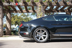 project-6gr-7-spoke-seven-satin-graphite-california-special-02 (PROJECT6GR_WHEELS) Tags: project 6gr 7seven spoke shadow black 50th anniversary satin graphite ford mustang s550 gt 2015