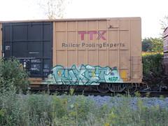 Ruxet (Swish 1998) Tags: freight graffiti nbd