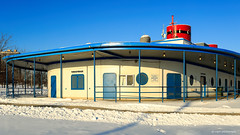 North Ave Beach House (dpsager) Tags: chicago dpsagerphotography lakemichigan lakefront northavenue winter boathouse