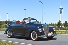 Mercedes-Benz 220 B Cabriolet 1952 (4407) (Le Photiste) Tags: clay daimlerbenzagstuttgartgermany mercedesbenz220bcabriolet cm 1952 mercedesbenzw187typ220bcabriolet simplyblack lelystadthenetherlands thenetherlands germanconvertible 48mt55 sidecode3 afeastformyeyes aphotographersview autofocus alltypesoftransport artisticimpressions anticando blinkagain beautifulcapture bestpeople'schoice bloodsweatandgear gearheads creativeimpuls cazadoresdeimágenes carscarscars canonflickraward digifotopro damncoolphotographers digitalcreations django'smaster friendsforever finegold fandevoitures fairplay greatphotographers peacetookovermyheart oddvehicle oddtransport rarevehicle hairygitselite ineffable infinitexposure iqimagequality interesting inmyeyes lovelyflickr livingwithmultiplesclerosisms myfriendspictures mastersofcreativephotography niceasitgets photographers prophoto photographicworld planetearthtransport planetearthbackintheday photomix soe simplysuperb slowride saariysqualitypictures showcaseimages simplythebest thebestshot thepitstopshop themachines transportofallkinds theredgroup thelooklevel1red simplybecause vividstriking wheelsanythingthatrolls wow yourbestoftoday oldtimer