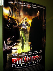 Dylan Dog Poster Movie AD 5633 (Brechtbug) Tags: dylan dog poster movie ad mythology italian comics comic books film billboard advertisement transportation theatre holiday ornaments 42nd street amc new york city 04132011 nyc super hero monsters zombies zombie creature brandon routh sam huntington 2011