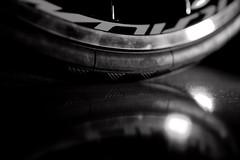 Bike Tire (Gleich Photography) Tags: bw blackwhite macro monochrome nikond810 weekend funtimes wheel bike tire lights brown showcase