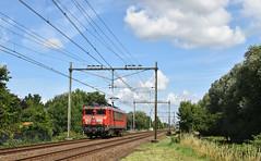 2017-07-21_5199 DBC 1614 Schiedam - Kethel (Peter Boot) Tags: dbc 1614 schiedam kethel dbc1614 losseloc eloc trein cargo goederentrein goederenvervoer staaltrein nederland 1600 alstom