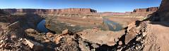 Backroad Perspective (kerch) Tags: utah canyonlandsnationalpark whiterimtrail greenriver panorama