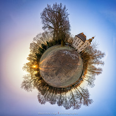 Little Planet (fotos_by_toddi) Tags: fotosbytoddi voerde niederrhein nrw nordrhein westfalen wolken littleplanet little planet kleinerplanet klein sony sonya7 sonyalpha7 sky sun sonne alpha a7 alpha7