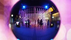 Ocean of Light (movie clip) (Graeme Pow) Tags: oceanoflight edinburghlumen art installation light sound audio visual film clip edinburgh night squidsoup