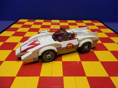 Mach 5 SC style 017 (marchetti36) Tags: mach 5 lego speed champions style