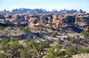 View Of Our Car From The Slickrock Trail (Joe Shlabotnik) Tags: utah 2017 canyonlandsnationalpark november2017 canyonlands nationalpark afsdxvrzoomnikkor18105mmf3556ged faved