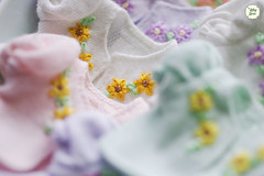Embroidered Cardigan (Ylang Garden) Tags: latiyellow pukifee cardigan embroidery embroidered