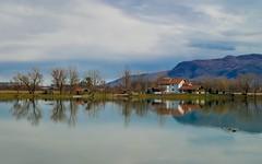 lake Zajarki (017) (Vlado Ferenčić) Tags: vladimirferencic winter zajarki vladoferencic lakes lakezajarki zaprešić croatia hrvatska nikond600 tamron287528 cloudy clouds