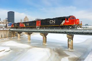 CN 149 @ Montréal, QC