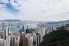 Victoria Peak looking East (Dgeorge17) Tags: hongkong china victoriapeak observationdeck