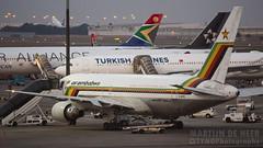 Z-WPE (tynophotography) Tags: air zimbabwe 767200er zwpe 762 767 767200 jnb foar boeing