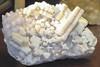 White Crystals with Sandwich Bits (cobalt123) Tags: crystals whitecrystals 2018 arizona canong10 february3 jpg tucson tucsongemandmineral virginia westwardlookresort age11 editedbybjb photobyvirginia