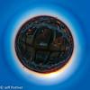 Sunrise Planet (vlxjeff) Tags: dji drone spark globe planet blue texas sunrise morning neighborhood square