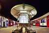 Hainault Station (Rob_Newby) Tags: london underground tfl photography fisheye canon f4f l4l photo young death city engand
