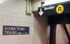 20171007_080 USA Yhdysvallat NYC New York Lower Manhattan Whitehall St Station (FRABJOUS DAZE - PHOTO BLOG) Tags: usa us yhdysvallat america unitedstates newyorkcity newyork nyc ny gotham bigapple lowermanhattan downtownmanhattan manhattan whitehall subway station