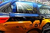 Selfie from a yellow cab (Edgard.V) Tags: new york nyc nova iorque taxi cab selfie self portrait autoportrait reflets reflection riflesso reflexo