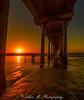 Golden Sundown (The Happy Traveller) Tags: california unitedstates us sandiego lajolla sunrisesunset sunset beach