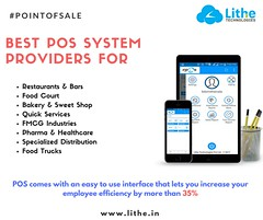 Best POS software providers for Restaurants in Ahmedabad (lithetechnologies) Tags: pos software point sale solution providers india