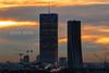 CityLife, Milano (Obliot) Tags: 2018 fumo gru cielo velasca montestella obliot isozaki hadid allianz grattacieli albanuvole citylife milano edifici generali lombardia italia it