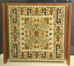 Miniature Embroidery Mazahua Mexico (Teyacapan) Tags: bordados textiles mexican edomex mazahua sanfelipesantiago museum artworks artesanias sewing