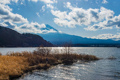 Mt. Fuji / Fujiyama / 富士山 (hiroshiken) Tags: fujikawaguchikomachi yamanashiken 日本 jp 20171215 kawaguchiko 河口湖 mountain fuji fujiyama 河口湖美術館 kawaguchikomuseumofart east