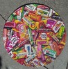 Candy Is Dandy Springbok Puzzle (TedParsnips) Tags: thriftstore thriftshop secondhand puzzle jigsawpuzzle springbok candy bubblegum chewinggum tictacs bubblicious dynamints 70s 1970s seventies 80s 1980s eighties vintage