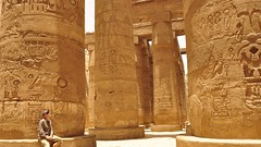 Karnak (asithmohan29) Tags: httpbitly2hczxma httpbitly2sntsr2 karnak chapels egypt governorate egypttouristplaces karnaktemplecomplex luxor museums openairmuseums openairmuseumsinegypt placeofworship populatedplaces populatedplacesinluxor pylons temples touristattractions touristattractionsinegypt touristplaces touristplacesk