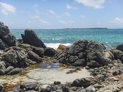 2017-04-27_10-48-40 Tidal Pool (canavart) Tags: sxm stmartin stmaarten fwi orientbeach orientbay beach ocean waves tropical caribbean island seascape