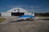 Starfighter N104RN (jjackowski) Tags: shuttlelandingfacility f104starfighter kennedyspacecenter rawtherapee efs1755mmf28isusm canonefs1755mmf28isusm