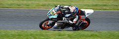 Number 176 Anthony Racing KTM RC390 ridden by Gavin Anthony