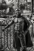 I Am Batman (Ian Sane) Tags: ian sane images iambatman man costume character las vegas strip nevada black white monochrome street portrait photography canon eos 5ds r camera ef50mm f14 usm lens
