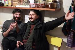 SnaXeS.Croce | Jhon Montoya + Materica Bombe + Edison Pashkaj | 03.02.18