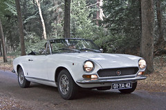 FIAT 124 Sport Spider 1800 1973 (3312) (Le Photiste) Tags: clay fiatspafabbricaitalianaautomobilitorinofiatturinitaly fiat124sportspider1800 cf 1973 fiat1243aseriescspininfarinasportspider1800 italianconvertible simplywhite millingenadrijnthenetherlands thenetherlands 01ya42 sidecode3 carozzeriapininfarinaspacambianoitaly afeastformyeyes aphotographersview autofocus alltypesoftransport artisticimpressions anticando blinkagain beautifulcapture bestpeople'schoice bloodsweatandgear gearheads creativeimpuls cazadoresdeimágenes carscarscars canonflickraward digifotopro damncoolphotographers digitalcreations django'smaster friendsforever finegold fandevoitures fairplay greatphotographers giveme5 peacetookovermyheart hairygitselite ineffable infinitexposure iqimagequality interesting inmyeyes lovelyflickr livingwithmultiplesclerosisms myfriendspictures mastersofcreativephotography niceasitgets photographers prophoto photographicworld planetearthtransport planetearthbackintheday photomix soe simplysuperb slowride saariysqualitypictures showcaseimages simplythebest thebestshot thepitstopshop transportofallkinds themachines theredgroup thelooklevel1red simplybecause vividstriking wheelsanythingthatrolls wow yourbestoftoday oldtimer rarevehicle