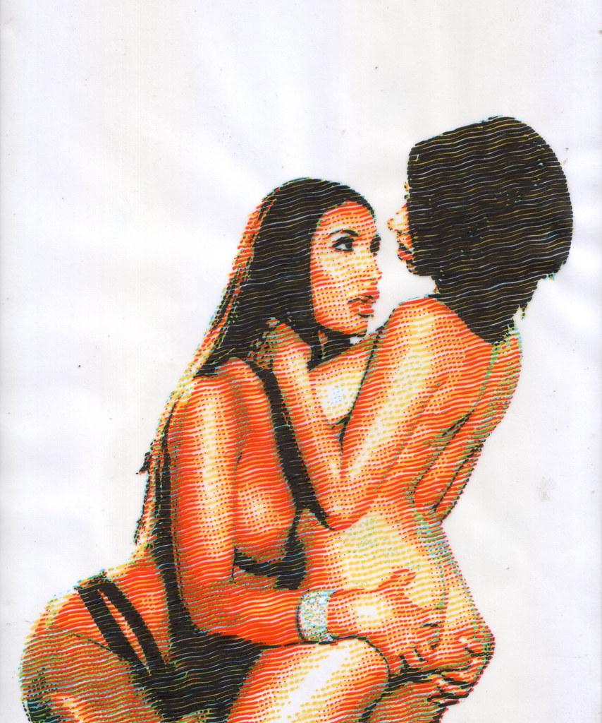 Hot Latina Lesbian Kissing