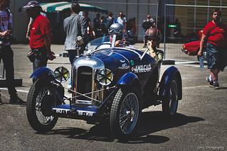Amilcar CGS -  Grand-Prix Vichy Classic 2017