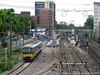"West Ealing, Under the wires! (Gook the Goblin) Tags: uk gb england gookthegoblin nigelmatthews canon canonpowershotg12 europe greatbritain unitedkingdom g12 ""modern railways"" railway westealing electrification london londres greatwestern"