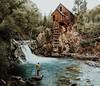 🌏 Crystal Mill, Colorado, US |  Garrett King (travelingpage) Tags: travel traveling traveler destinations journey trip vacation places explore explorer adventure adventurer