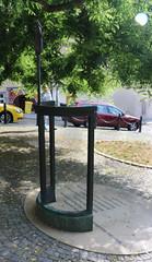2017Danube-9031 (Cache Scouter) Tags: 2017 cz czechrepublic danube memorial other pomnãkmiladyhorã¡kovã© prague statue bird cruise microphone park