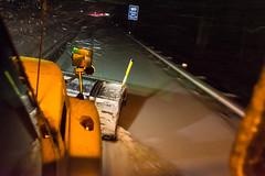 @20180112-D5 PlowingUS33-23 (OhioDOT) Tags: district5 odot plow ridealong route33 salt six snow storm plowing truck