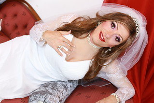 Who doesn't want to be a bride for the day?