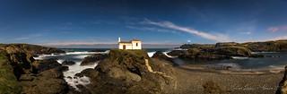 Ermita Virxe do porto - Meiras - Valdoviño - A Coruña