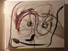 Allaitement© (alexandrarougeron) Tags: alexandra rougeron art style dessin peinture paris montmartre liège création feutre stylos abstrait encre imprimerie collage carnet noir huile crayon vanille bébé fleurs chipie over blog facebook tweeter instagram vimeo exposition belgique lliège couleur color